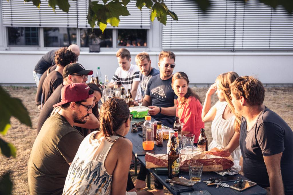 Erinnerungen an das Sommerfest von bytabo