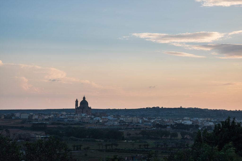 Abendstimmung auf Gozo
